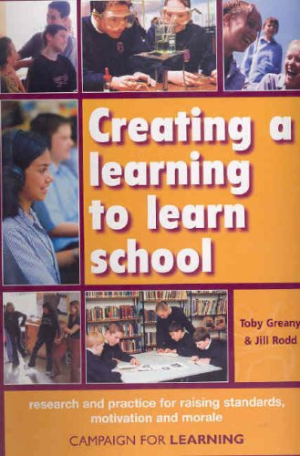 9781741013887: Creating a Learning to Learn School