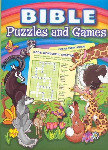 9781741014167: Bible Puzzles and Games