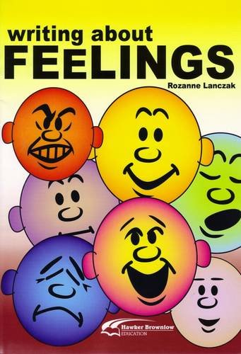 9781741014815: Writing About Feelings: Copy Master Book for Years 2 to 4