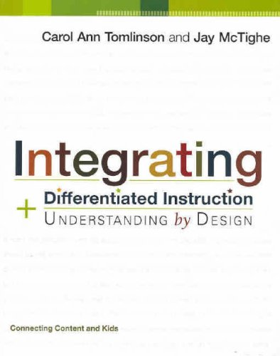 9781741018271: Integrating Differentiated Instruction and Understanding by Design: Connecting Content and Kids