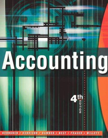 9781741031263: Accounting