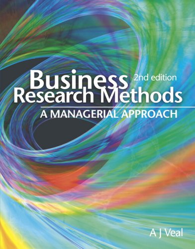 9781741032536: Business Research Methods (2nd Edition)