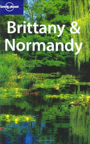 9781741040241: Brittany and Normandy