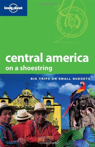9781741040296: Central America on a shoestring