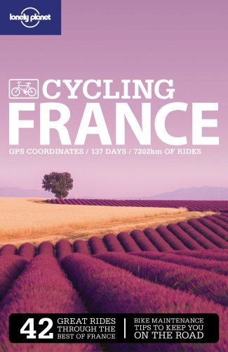 9781741040449: Lonely Planet Cycling France (Travel Guide)