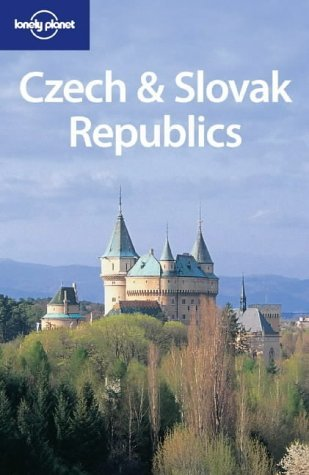 9781741040463: Czech & Slovak Republics (Lonely Planet Country Guides)