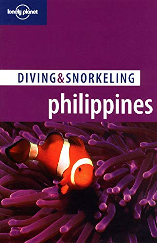 9781741040500: Lonely Planet Diving & Snorkeling Philippines