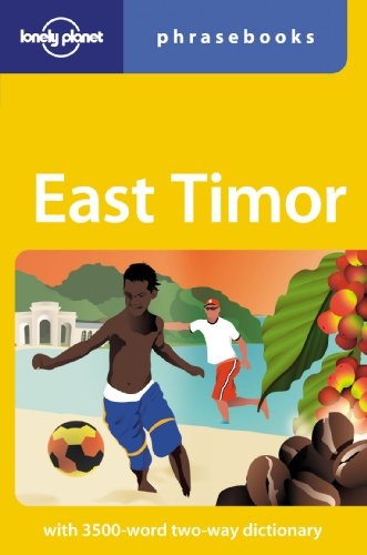 9781741040548: East Timor: Lonely Planet Phrasebook