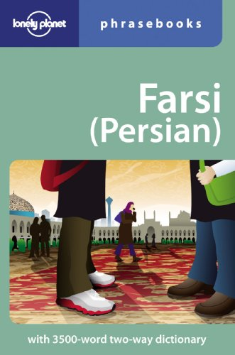 9781741040609: Lonely Planet Farsi (Persian) Phrasebook (Lonely Planet Phrasebook: Farsi (Persian))