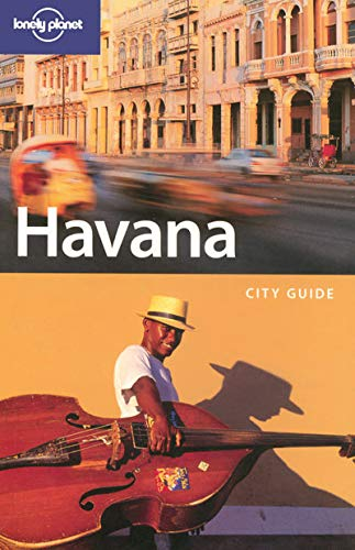 9781741040692: Lonely Planet Havana (City Travel Guide)