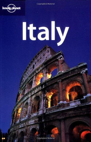 9781741040807: Italy (Lonely Planet Travel Guides)
