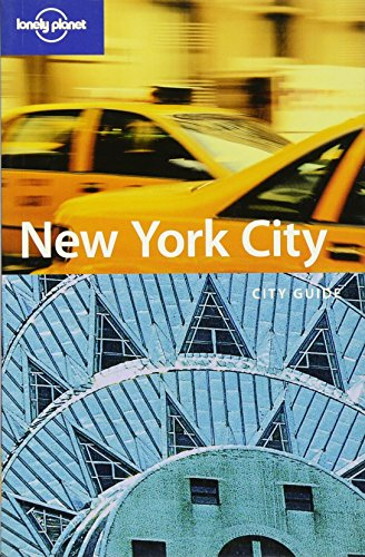 9781741041231: New York City (Lonely Planet New York City)