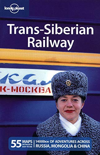 9781741041354: Lonely Planet Trans-Siberian Railway (Multi Country Travel Guide)