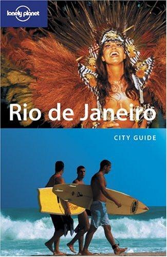 9781741041460: Rio de Janeiro (City guide)
