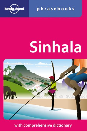 9781741041606: Lonely Planet Sinhala Phrasebook (Lonely Planet Phrasebook: Sinhala)