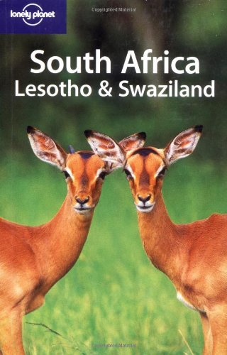 9781741041620: South Africa, Lesotho & Swaziland (Lonely Planet Regional Guides)