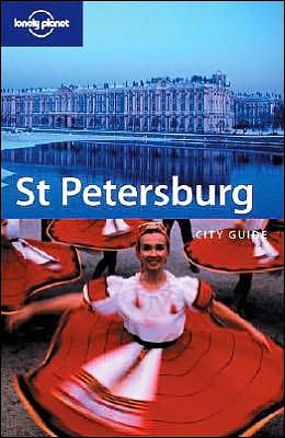 9781741041699: St Petersburg (Lonely Planet City Guides)