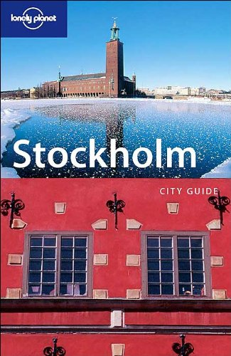 9781741041729: Lonely Planet Stockholm