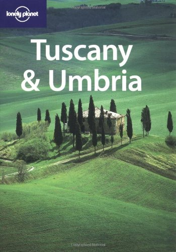 9781741041903: Lonely Planet Tuscany & Umbria (Lonely Planet Florence & Tuscany)