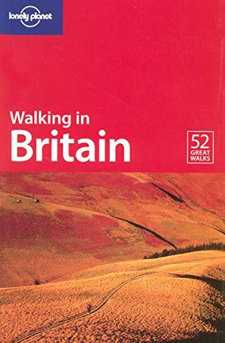 9781741042023: Lonely Planet Walking in Britain