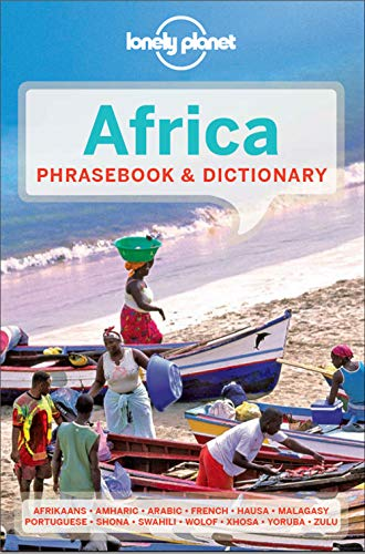 9781741042276: Lonely Planet Africa Phrasebook & Dictionary (Lonely Planet Phrasebook and Dictionary)