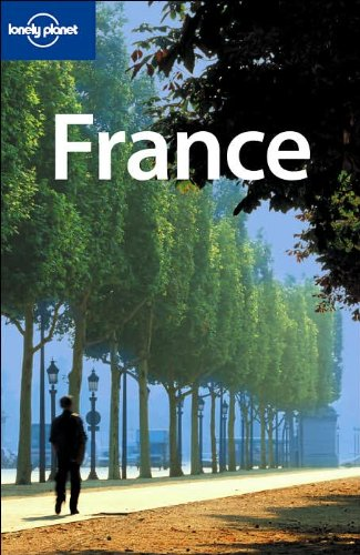 9781741042337: Lonely Planet France (Country Guide)