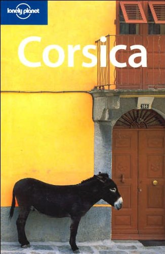 9781741042351: Corsica 4 (Lonely Planet Country & Regional Guides)