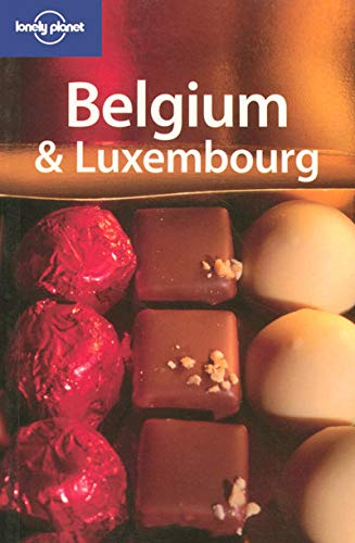 9781741042375: Lonely Planet Belgium & Luxembourg