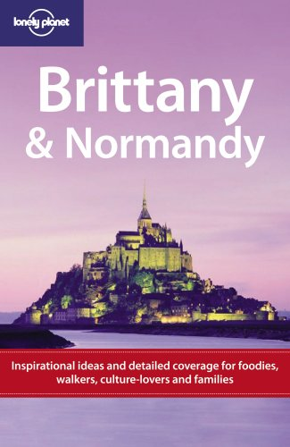 9781741042382: Brittany and Normandy