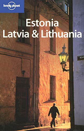 9781741042870: Lonely Planet Estonia, Latvia & Lithuania