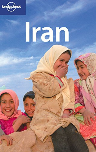 Lonely Planet Iran (Country Guide): Andrew Burke