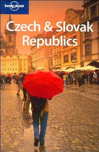 9781741043006: Czech & Slovak Republics 5 (Lonely Planet Country Guides)
