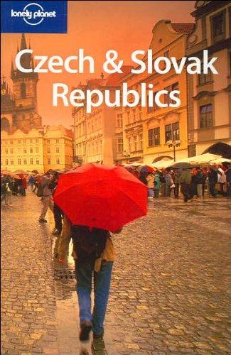 Lonely Planet Czech & Slovak Republics (Lonely: Lisa Dunford, Brett