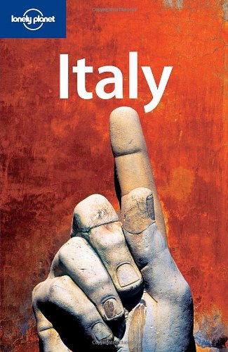 9781741043037: Italy (Lonely Planet Country Guides)