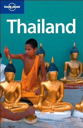 9781741043075: Lonely Planet Thailand (Country Guide)