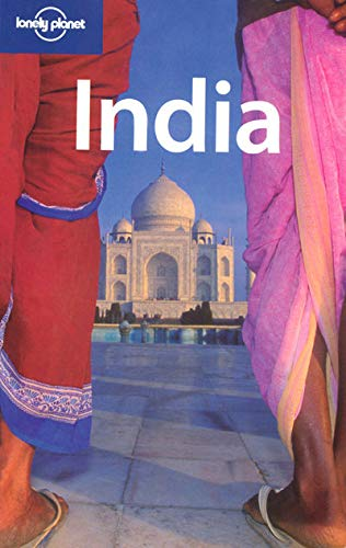 9781741043082: India (Lonely Planet Country Guide)