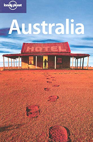 9781741043105: Lonely Planet Australia (Country Guide)