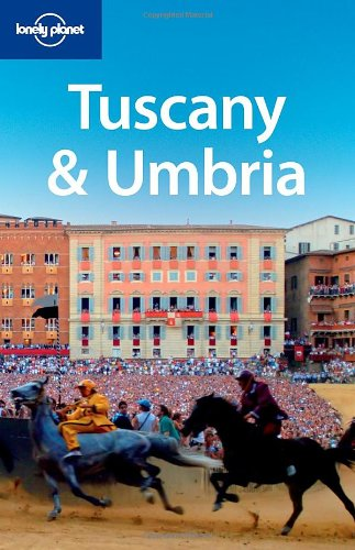 9781741043136: Lonely Planet Tuscany & Umbria