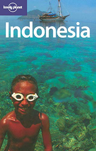 9781741044355: Indonesia 8 (Lonely Planet Country Guides)
