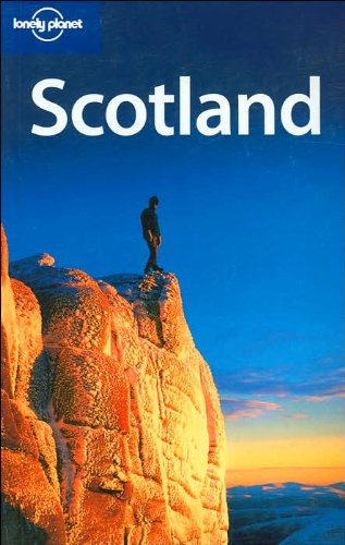 9781741044379: Lonely Planet Scotland (Country Guide)