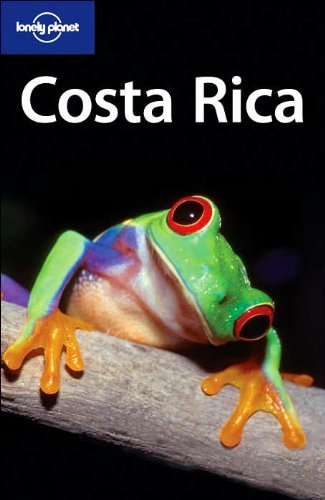 Costa Rica (Lonely Planet Country Guides): Mara Vorhees, Matthew