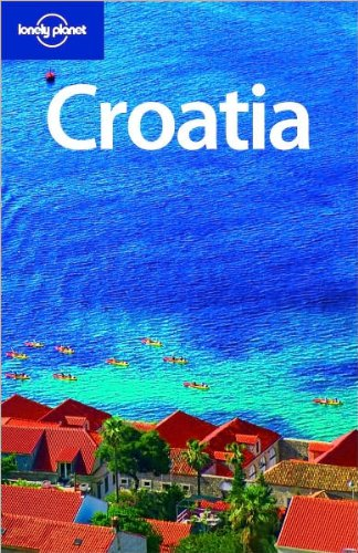 9781741044751: Lonely Planet Croatia (Country Guide)