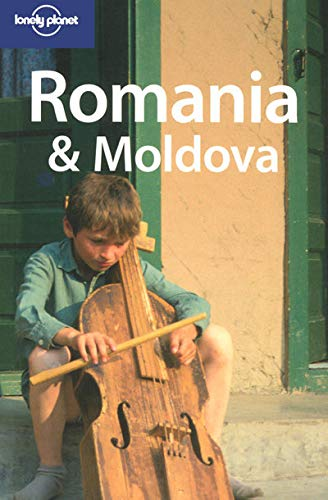 Romania & Moldova (Lonely Planet Travel Guides): Robert Reid, Leif Pettersen