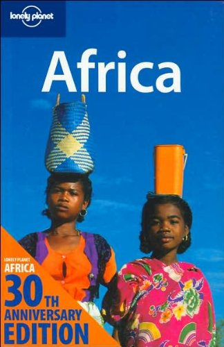 9781741044829: Africa 11 (Lonely Planet Multi Country Guides)