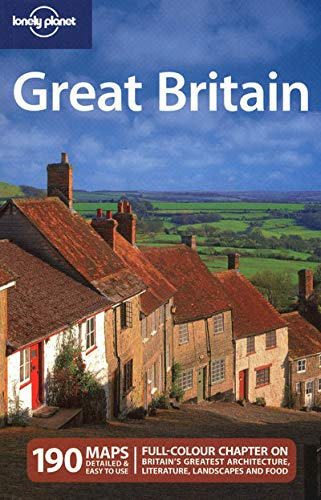 9781741044911: Great Britain (Lonely Planet Country Guides)
