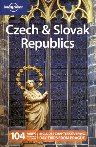9781741045048: Lonely Planet Czech & Slovak Republics (Travel Guide)