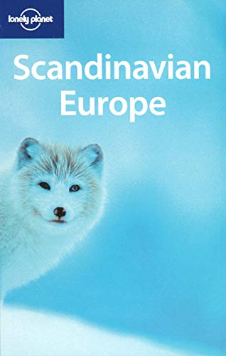 Lonely Planet Scandinavian Europe (Multi Country Guide): Paul Harding, Mark
