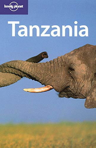 9781741045550: Tanzania 4 (Lonely Planet Country Guides)