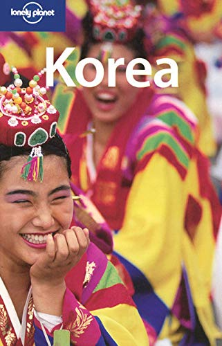 9781741045581: Lonely Planet Korea (Country Guide)