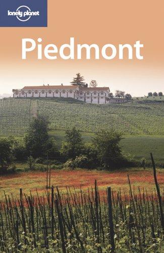 9781741045628: Piedmont 1/E (Lonely Planet Piedmont)
